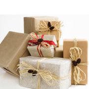 Подарочная упаковка, товары для праздника