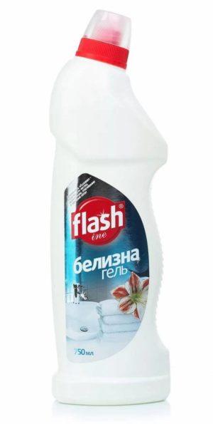 Белизна-гель FLASHine 0,75л
