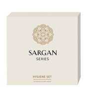 Набор гигиенический Sargan (картонная коробка)