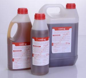 Универсальное кислотное многофункциональное малопенное средство SarBio Кнп