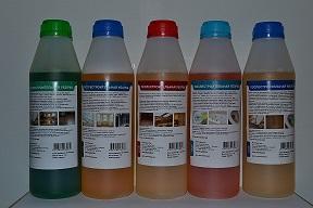 Моющее средство для послестроительной уборки