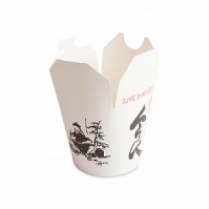 Бокс бумажный 500  «China Pak» Китай(50/500), шт