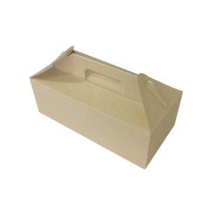 Упаковка  ECO box With handle 25/200, шт