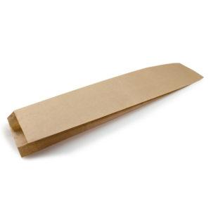 Пакет бумажный 360*200*90мм крафт б/з рис.50г/м2 /100/2000, шт