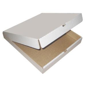 Коробка под пиццу 420х420х45 микро-гофра (1/40) шт