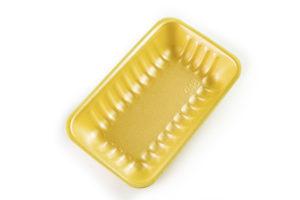 24В Лоток желтый  225*135*40 (упак 600шт)
